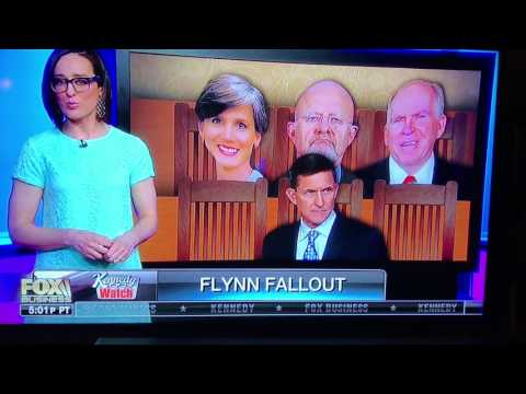 Kennedy on Fox: Feb 15, 2017 - Trump, Flynn, and the Deep State
