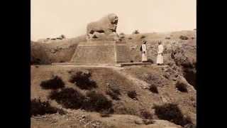 Gambar cover Ruins of Ancient City of Babylon, Iraq 1932