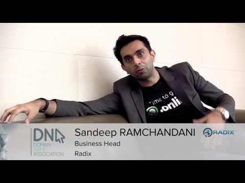 Domain Name Industry Leaders: Sandeep Ramchandani (2015)