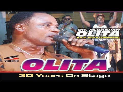 Dr. Agbakpan Olita 30 Years Live On Stage►Edo Music Live On Stage (Full Video)