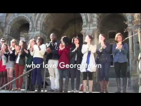 Join the Georgetown University Blue & Gray Tour Guide Society