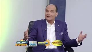 Ramfis Domínguez Trujillo entrevista histórica a través del grupo de medios Telemicro