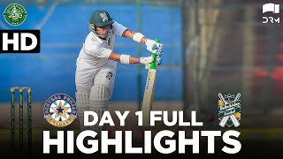 Full Highlights | Central Punjab vs Balochistan | Day 1 | QeA Trophy 2020-21 | PCB | MC2T