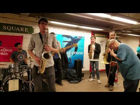 Alex LoDico Ensemble   04.21.17   Union Square, NYC