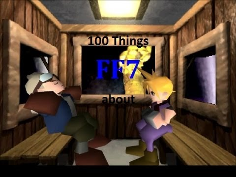 100 Things you didnt know about FF7