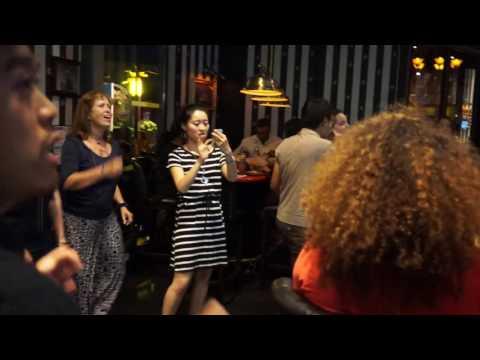 Karaoke Au Bureau 11/07/2016 - Gangnam Style