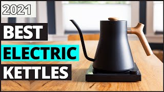 Best Electric Kettle 2021 [May 2021] | Top 10 Best Electric Kettles 2021