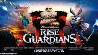 Rise Of The Guardians Soundtrack | 22 | Sleigh Launch