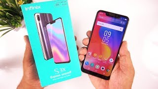 Infinix Hot S3X Unboxing & Quick Review... Looks Gorgeous [Urdu/Hindi]