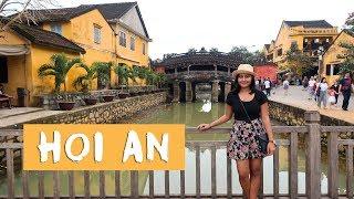 HOI AN - Prettiest City In Vietnam! | Vietnam Travel Vlog