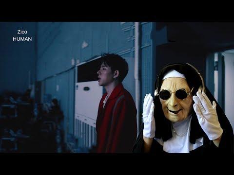 [MV] ZICO (지코) - Human (사람) | REACTION!!!