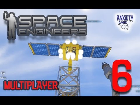 SPACE ENGINEERS | EPIC REMOTE SPY SATELLITE | S2E6
