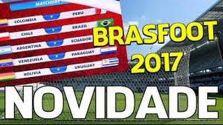 Registro para Brasfoot 2017 e 2018