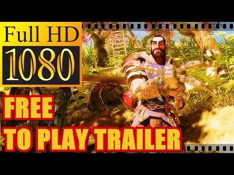 FABLE LEGENDS | Free To Play Trailer [HD]