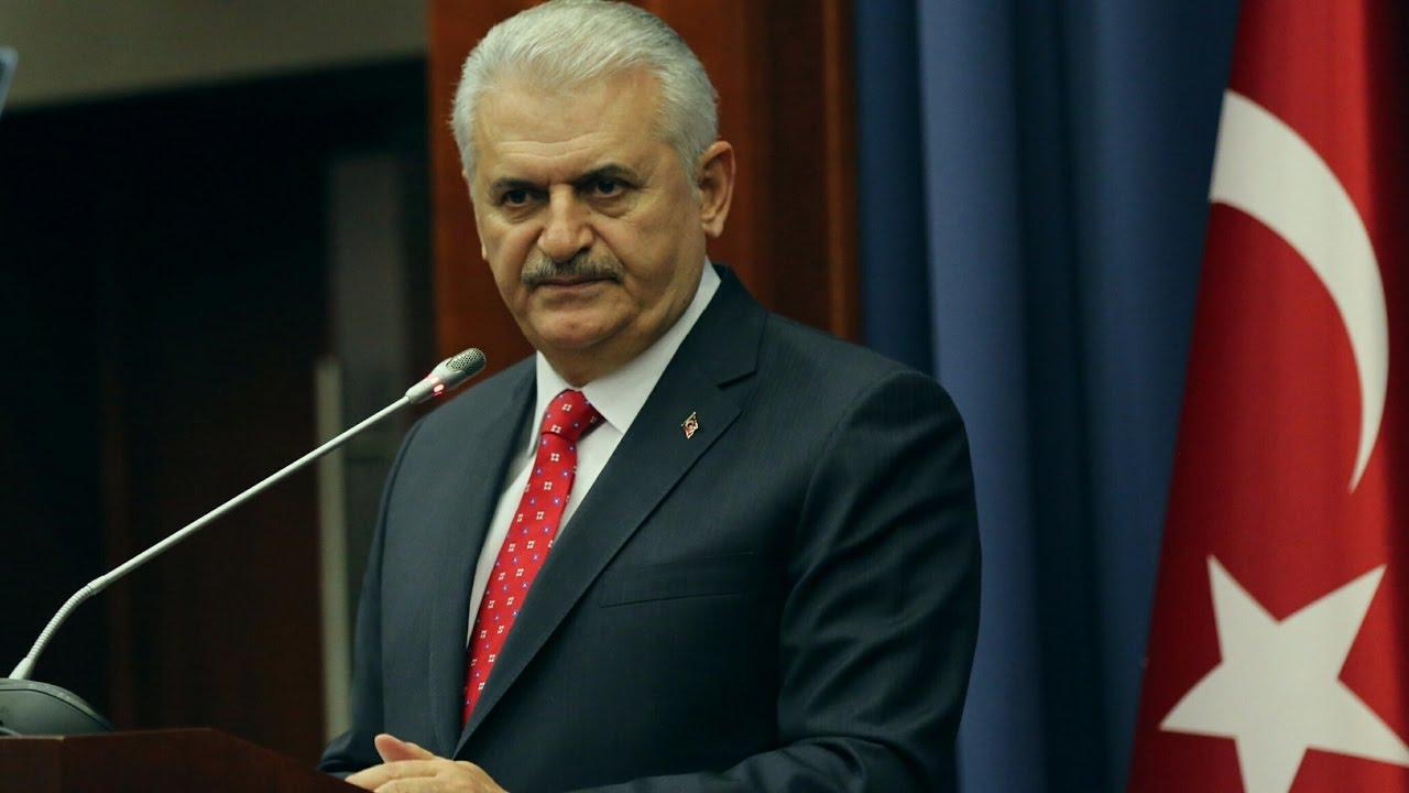 Başbakan Yıldırım, Moskova Devlet Diplomasi Enstitüsü'nde konuştu