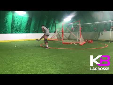 Fake BTB, Through the Legs Shot - Abby Cotrato - Lacrosse