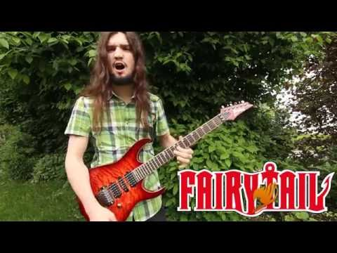 FAIRY TAIL - Main Theme 2014 (Guitar Cover)
