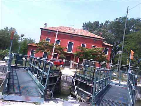 Veneto In Bicicletta Caorle Jesolo Lido Jesolo Paese Via Cristo Re