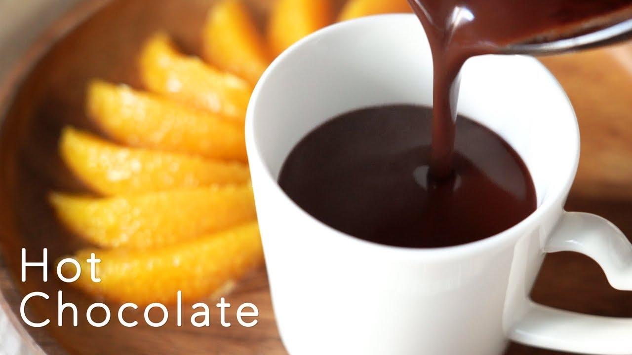 チョコレート ホット