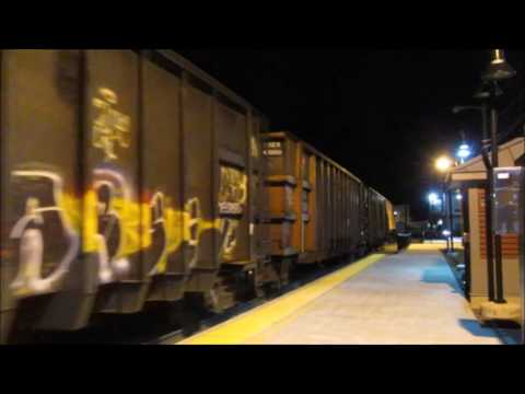Night trains of St Albans VT