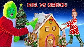 Girl vs Grinch! Can Cindy Lou Who Save Christmas Again?