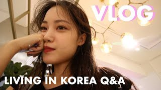 Moving to Korea & Ethnicity Q&A, Hair Salon, Nail Shop, Museum VLOG thumbnail