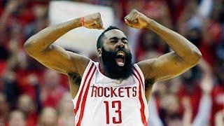 James Harden Fuels Rockets Past Mavericks