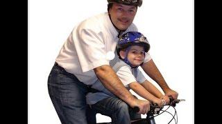 Selle vélo avant pour enfant