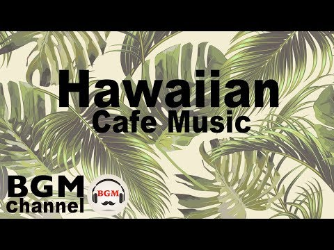 Relaxing Hawaiian Cafe  - Tropical Island  for Happy Holiday in a Beach