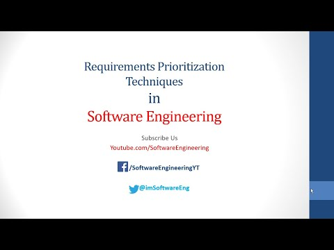 Requirement Prioritization In Agile   Software Engineering   Requirement Engineering   Urdu /Hindi