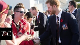 This Is Why The Royals Can't Sign Autographs | Town & Country