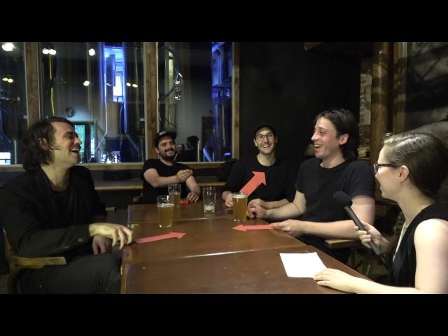 Une entrevue ludique avec Gazoline !