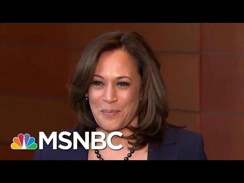 Kamala Harris Is Running For President | The Last Word | MSNBC