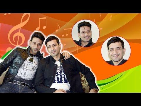 Music Directors - Manmeet Singh & Harmeet Singh on Ajit Web TV.