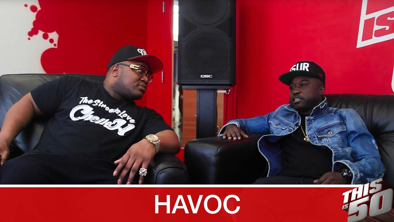 Havoc Says He Was Happy Being DIssed By Tupac & Speaks On Producing For Biggie