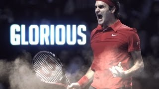 Roger Federer - Just Glorious HD
