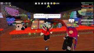 ROBLOX: Gameplay. (Work in a pizzeria).