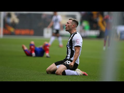 Notts County Aldershot Goals And Highlights