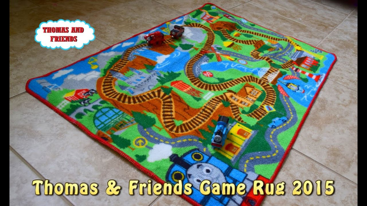 Thomas Amp Friends Game Rug Mat Hd Youtube