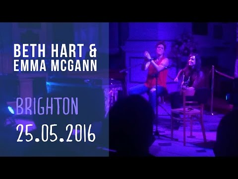 Performing with Beth Hart