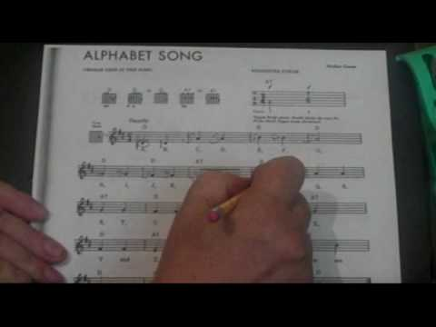 Reading Music by Number Full Pt 3