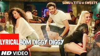 Cover images Bom Diggy Diggy (Lyrical Video) | Zack Knight | Jasmin Walia | Sonu Ke Titu Ki Sweety