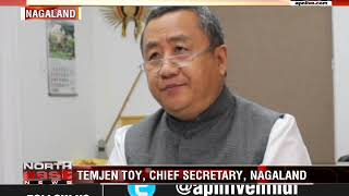 NAGALAND GOVERNMENT ORDERS TOTAL LOCKDOWN