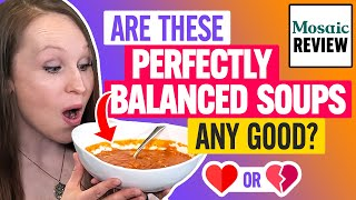 Mosaic Foods Review & Taste Test:  How Good Are These New Soups?
