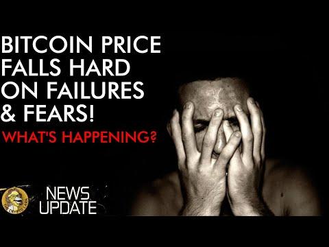 Bitcoin Price Falls On Panic Over Quantum Computers, Bakkt Failure, & Miner Exodus