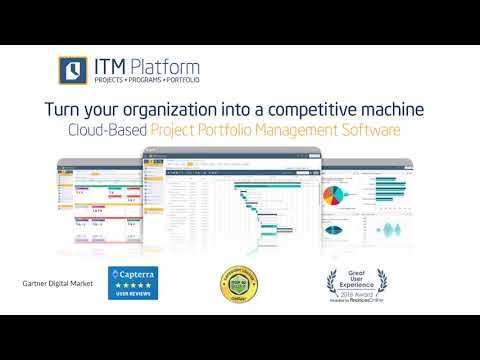 15 minute demo ITM Platform Screen Projection