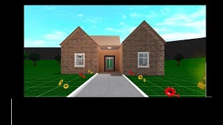8K Budget home (Roblox Bloxburg) *NO GAMEPASSES REQUIRED*