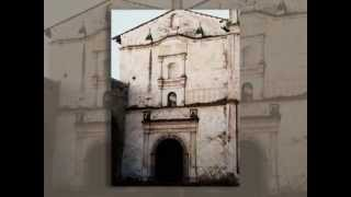 Capilla Abierta del Templo de Calimaya