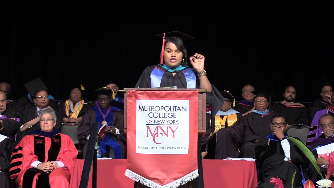 Metropolitan College of New York | Accelerate Your Future