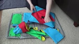 Buster Dog Activity Mat Review & Demo - Energetic Dog? You need this!
